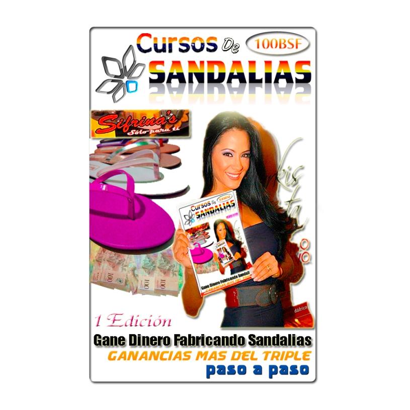 cursos de sandalias sifrinas 2012